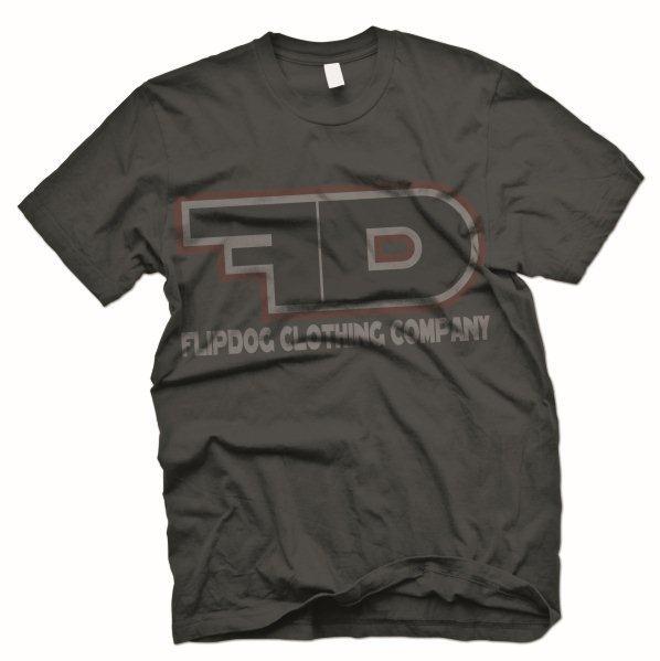 flipdog clothing company tee