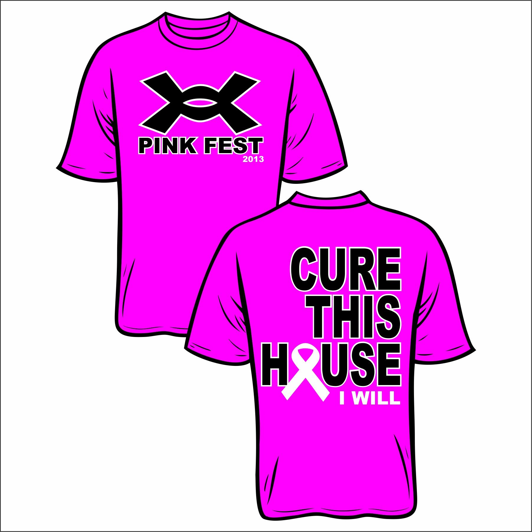 pink fest short sleeve neon pink t shirt flipdog sportswear pink fest short sleeve pink shirt