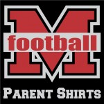 Marcus Football Senior and Varsity Parent shirts