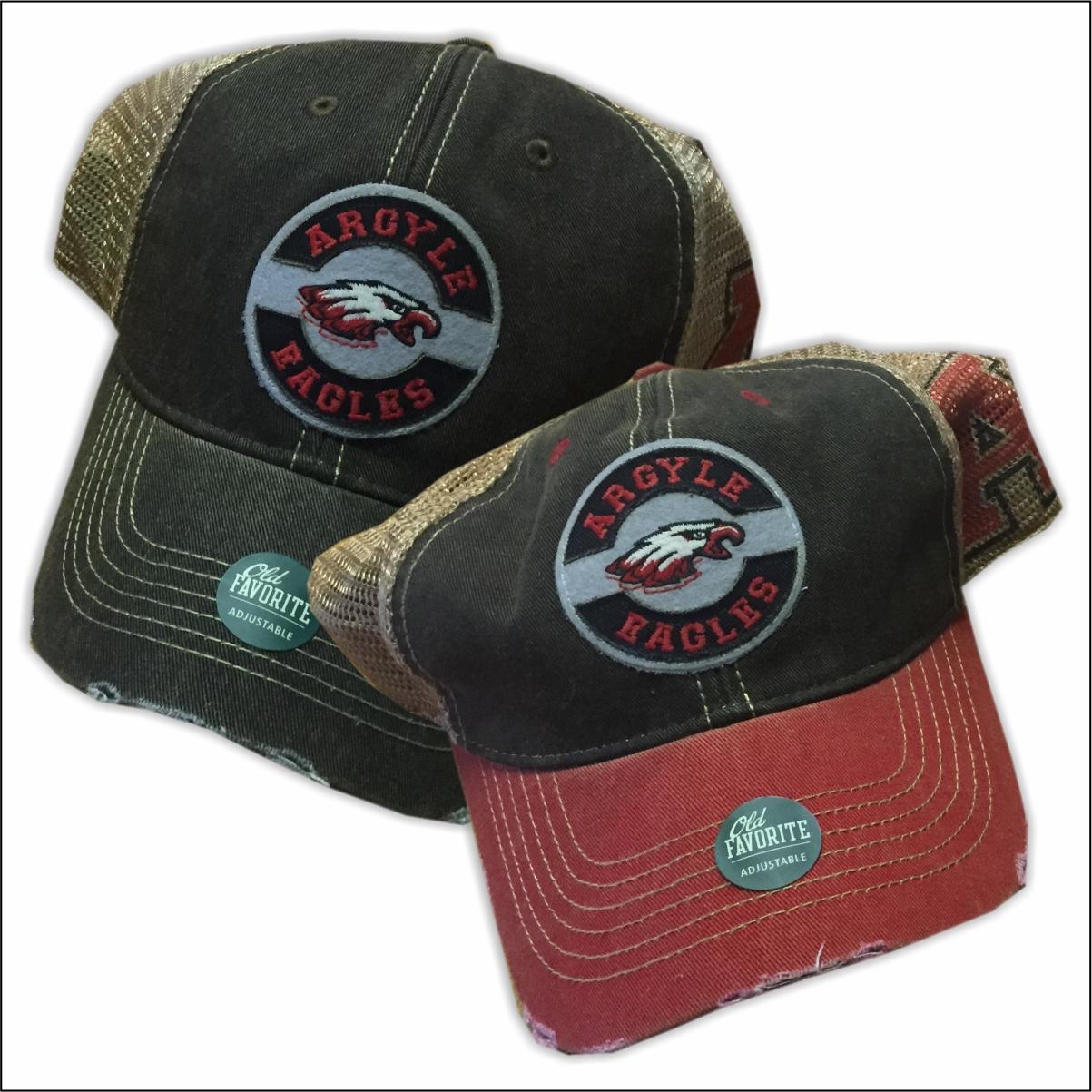 argyle legacy hat black bill flipdog sportswear argyle plain hat