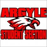 ARGYLE STUDENT SECTION