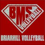 BRIARHILL MIDDLE SCHOOL VOLLEYBALL