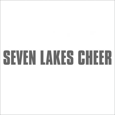 Seven Lakes High School Cheerleaders