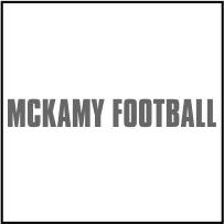 MCKAMY FOOTBALL