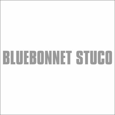 BLUEBONNET STUCO
