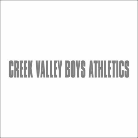 CREEK VALLEY BOYS ATHLETICS