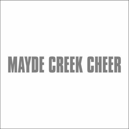 MAYDE CREEK CHEER