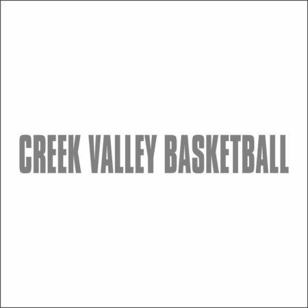 CREEK VALLEY BASKETBALL