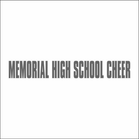 MEMORIAL HIGH SCHOOL CHEER
